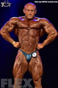 Vojtech Koritensky - 212 Bodybuilding - 2016 IFBB Mozolani Pro