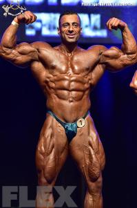 Ahmad Ahmad - 212 Bodybuilding - 2016 IFBB Mozolani Pro