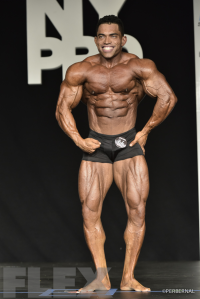 Omar Bautista - Classic Physique - 2016 IFBB New York Pro