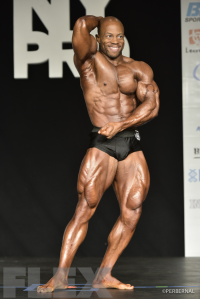 R.D. Caldwell, Jr. - Classic Physique - 2016 IFBB New York Pro