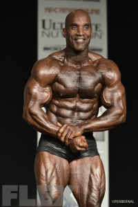 Darrem Charles - Classic Physique - 2016 IFBB New York Pro