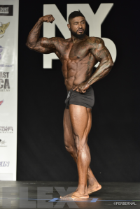 Devon Lindner - Classic Physique - 2016 IFBB New York Pro
