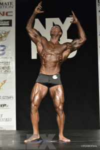 Russell Waheed - Classic Physique - 2016 IFBB New York Pro