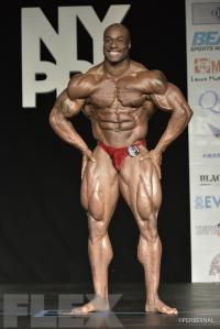 Jeff Beckham - Open Bodybuilding - 2016 IFBB New York Pro
