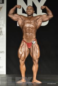 Dominick Cardone - Open Bodybuilding - 2016 IFBB New York Pro