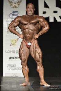 Michael Kefalianos - Open Bodybuilding - 2016 IFBB New York Pro