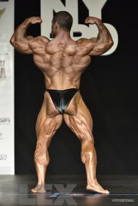 Blair Mone - Open Bodybuilding - 2016 IFBB New York Pro