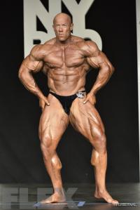 Derek Upshaw - Open Bodybuilding - 2016 IFBB New York Pro