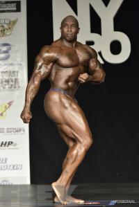 Keith Williams - Open Bodybuilding - 2016 IFBB New York Pro