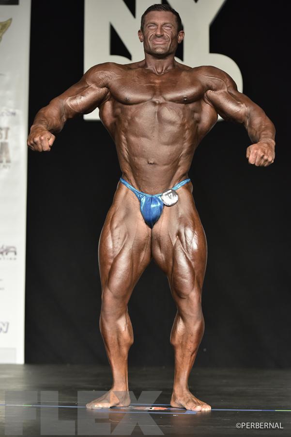 Brian Yersky - Open Bodybuilding - 2016 IFBB New York Pro