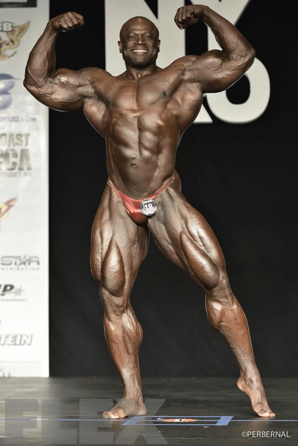Rudy Richards - 212 Bodybuilding - 2016 IFBB New York Pro