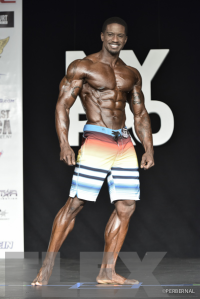 George Brown - Men's Physique - 2016 IFBB New York Pro