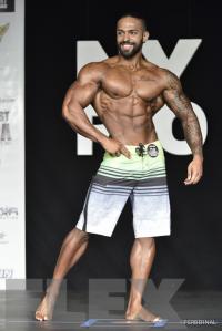 Jose Diaz - Men's Physique - 2016 IFBB New York Pro