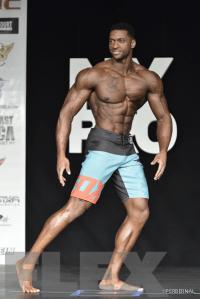 Raymont Edmonds - Men's Physique - 2016 IFBB New York Pro