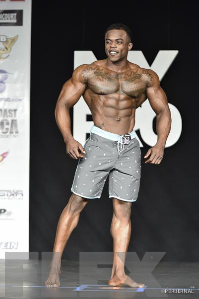 Andre Ferguson - Men's Physique - 2016 IFBB New York Pro