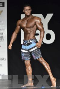 Logan Franklin - Men's Physique - 2016 IFBB New York Pro