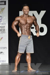 Joseph Lee - Men's Physique - 2016 IFBB New York Pro