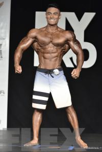 Jeremy Potvin - Men's Physique - 2016 IFBB New York Pro