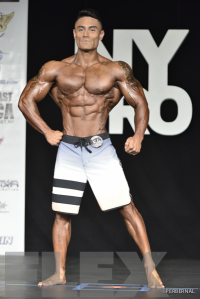 Jeremy Potvin - Men's Physique - 2016 IFBB New York Pro