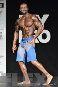 Bax Rysaac - Men's Physique - 2016 IFBB New York Pro