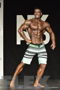 Chase Savoie - Men's Physique - 2016 IFBB New York Pro
