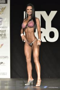 Taylor Anderson - Bikini - 2016 IFBB New York Pro