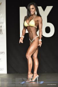 Lisa Asuncion - Bikini - 2016 IFBB New York Pro