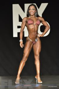 Karene Gonzalez - Bikini - 2016 IFBB New York Pro
