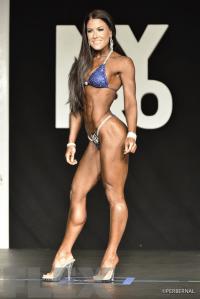 Lauren Irick - Bikini - 2016 IFBB New York Pro