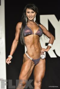 Francesca Lauren - Bikini - 2016 IFBB New York Pro
