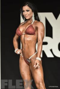 Stephanie Mahoe - Bikini - 2016 IFBB New York Pro