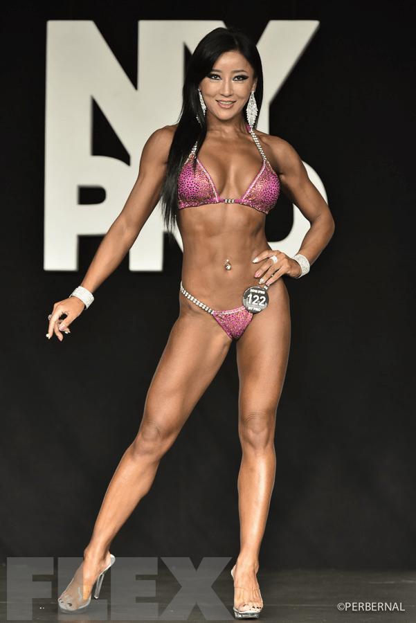 Hyang Mi Lee - Bikini - 2016 IFBB New York Pro