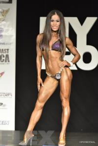 Mylien Nguyen - Bikini - 2016 IFBB New York Pro