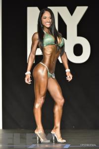 Adrienne Ochoa - Bikini - 2016 IFBB New York Pro