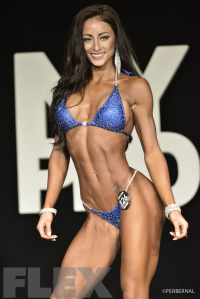 Casey Samsel - Bikini - 2016 IFBB New York Pro