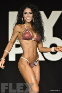 Michelle Sylvia - Bikini - 2016 IFBB New York Pro
