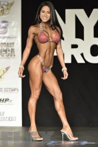 Tifanny Urrea - Bikini - 2016 IFBB New York Pro