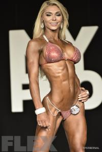 Brittany Taylor - Bikini - 2016 IFBB New York Pro