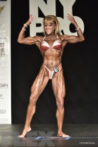Elizabeth Bordonaro - Women's Physique - 2016 IFBB New York Pro