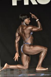 Antoinette Downie - Women's Physique - 2016 IFBB New York Pro