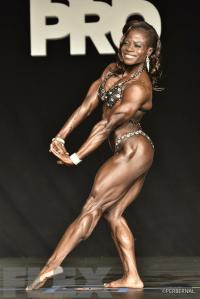 Rosela Joseph - Women's Physique - 2016 IFBB New York Pro