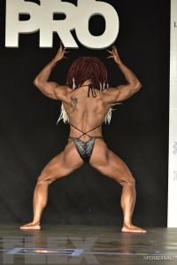 Natalia Kovaleva - Women's Physique - 2016 IFBB New York Pro