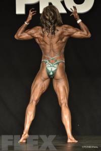 Jennifer Marcum - Women's Physique - 2016 IFBB New York Pro