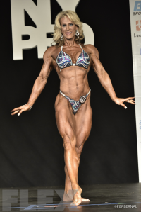 Tamee Marie - Women's Physique - 2016 IFBB New York Pro