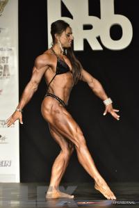 Geraldine Morgan - Women's Physique - 2016 IFBB New York Pro