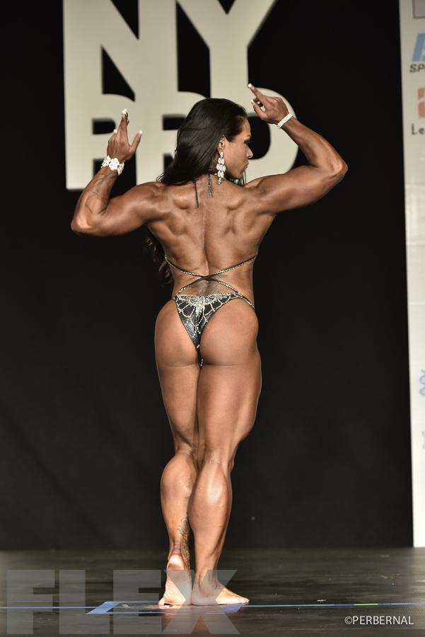 Akane Nigro Ismael - Women's Physique - 2016 IFBB New York Pro