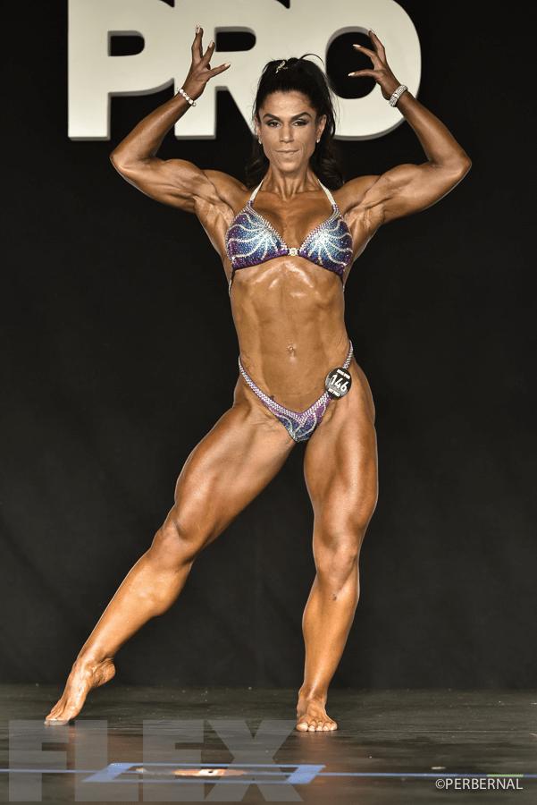Toni Perdikakis - Women's Physique - 2016 IFBB New York Pro
