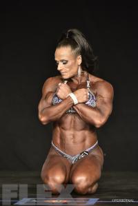 Tara Silzer - Women's Physique - 2016 IFBB New York Pro
