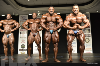 Open Bodybuilding Posedown - 2016 IFBB New York Pro