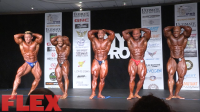 2016 IFBB NY Pro Pre-Judging 212 Bodybuilding Call Outs